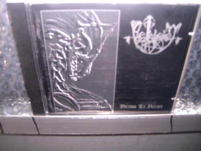 BETHLEHEM dictius te necare CD 1996 BLACK METAL