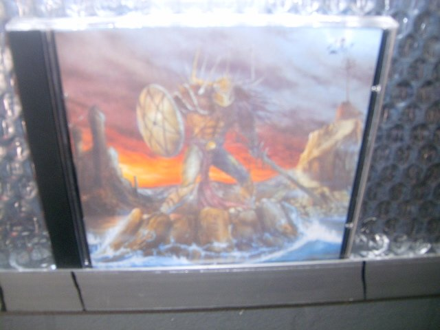 ABSU the sun of tiphareth CD 1994 BLACK METAL