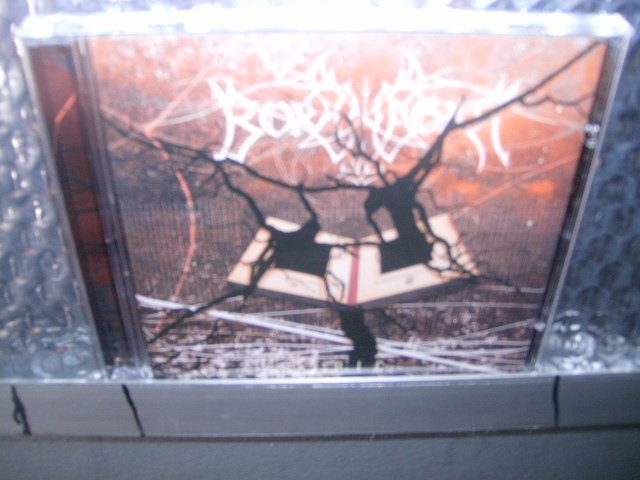 BORKNAGAR epic CD 2004 PROGRESSIVE FOLK METAL