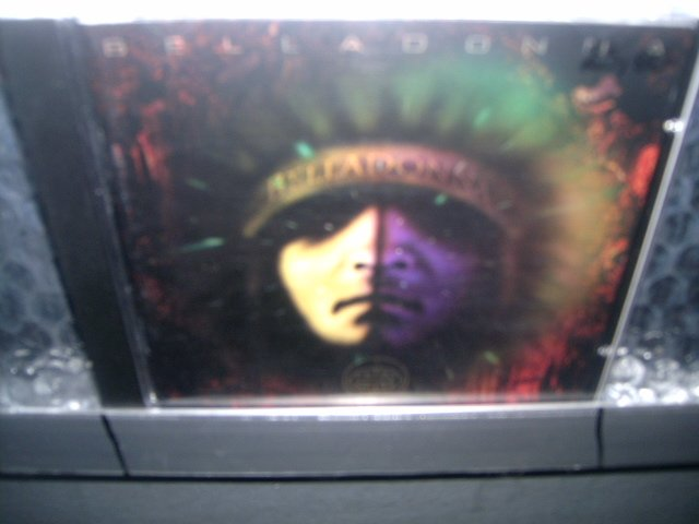 BELLADONNA belladona CD 1995 HEAVY METAL
