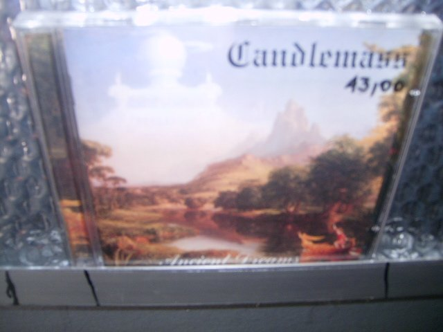 CANDLEMASS ancient dreams CD DUPLO 1988 DOOM HEAVY