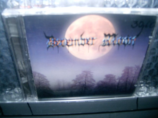 DECEMBER MOON source of origin CD 1996 DARK METAL
