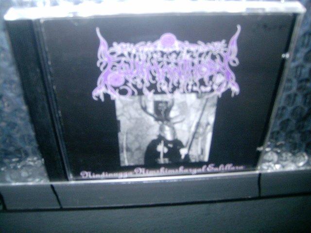 EQUIMANTHORN nindinugga nimshishargal enlillara CD 1993 BLACK METAL
