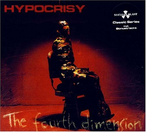 HYPOCRISY the fourth dimension CD 1994 DEATH METAL