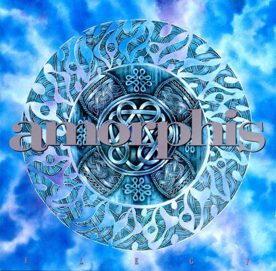 AMORPHIS elegy CD 1996 PROGRESSIVE GOTHIC METAL