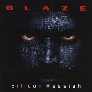 BLAZE silicon messiah CD 2000 HEAVY METAL