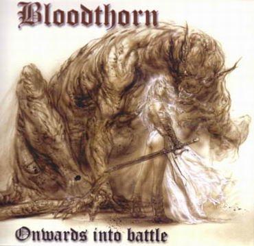 BLOODTHORN onwards into battle CD 1999 BLACK METAL