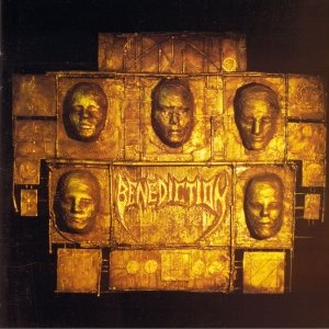 BENEDICTION the dreams you dread CD 1995 DEATH METAL