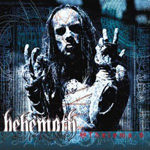 BEHEMOTH thelema 6 CD 2001 BRUTAL DEATH METAL