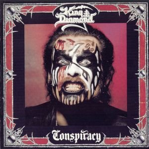 KING DIAMOND conspirancy CD ? HEAVY METAL