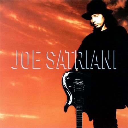 JOE SATRIANI joe satriani CD 1995 HARD ROCK
