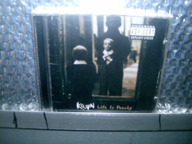 KORN life is peachy CD 1996 NEW METAL