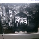 KRIEG the church CD 2000 BLACK METAL