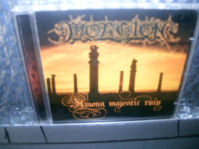 MORGION among majestic ruin CD 1996 DOOM METAL