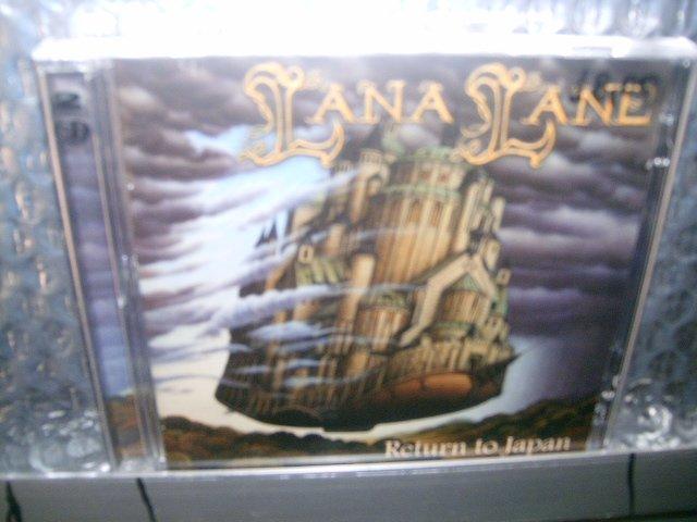 LANA LANE return to japan 2CD 2003 HEAVY/ROCK PROGRESSIVO