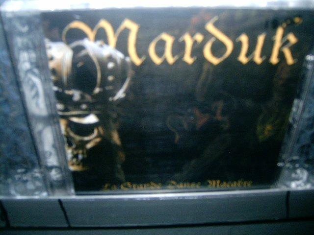 MARDUK la grande danse macabre CD 2001 BLACK METAL