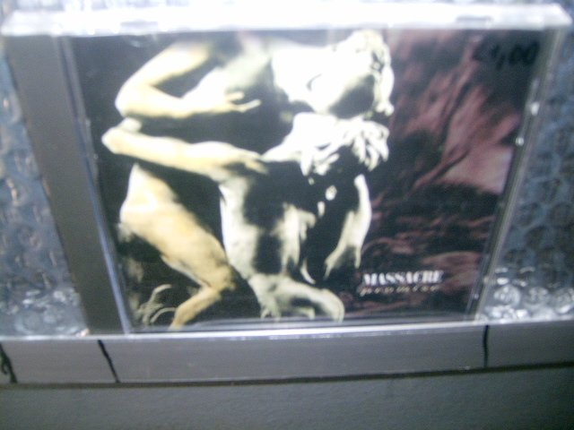 MASSACRE promise CD 1996 DEATH METAL