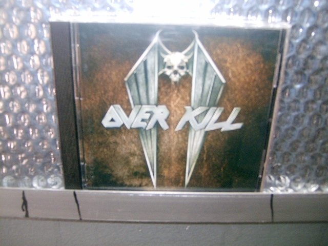 OVERKILL killbox 13 CD 2002 THRASH METAL