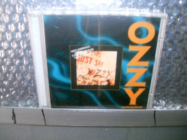 OZZY OSBOURNE just say ozzy CD 19? HEAVY METAL