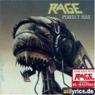 RAGE perfect man CD 1988 SPEED HEAVY METAL