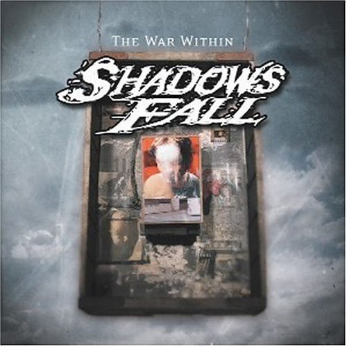 SHADOWS FALL the war within CD 2004 METALCORE