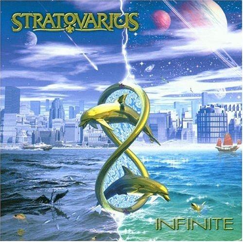STRATOVARIUS infinite CD 2000 MELODIC HEAVY METAL
