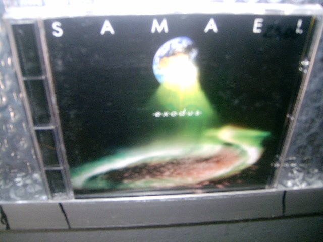 SAMAEL exodus CD 1998 INDUSTRIAL BLACK METAL