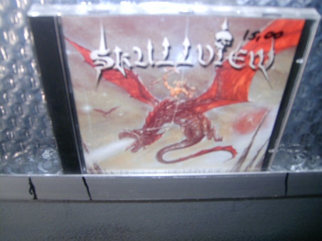 SKULLVIEW kings of the universe CD 1999 HEAVY METAL