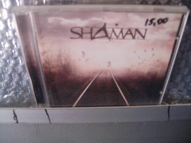 SHAMAN reason CD 2005 HEAVY METAL