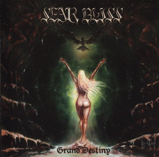 SEAR BLISS grand destiny CD 2002 BLACK METAL