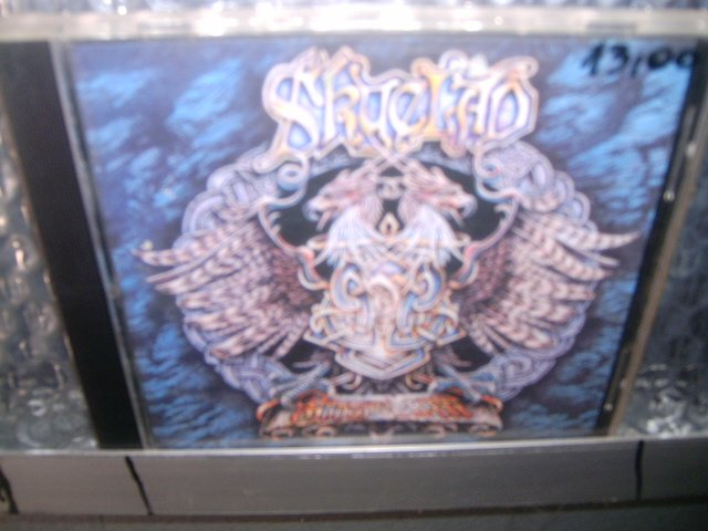 SKYCLAD the wayward sons of mother earth CD 1991 FOLK THRASH METAL