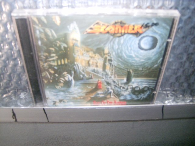 SCANNER ball of the damned CD 1997 HEAVY METAL