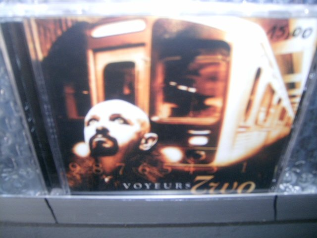 TWO voyeurs CD 1998 INDUSTRIAL HEAVY METAL
