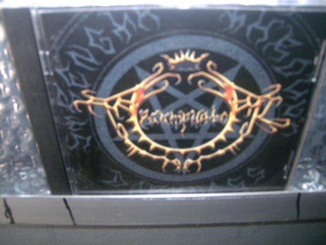 TRIUMPHATOR wings of antichrist CD 1999 BLACK METAL