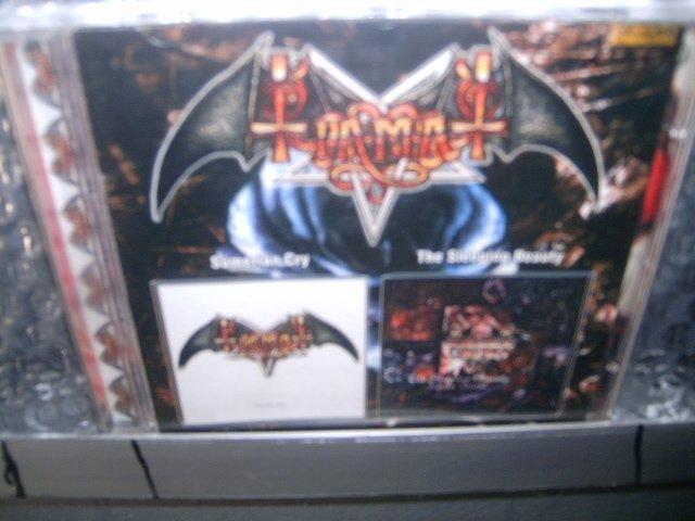 TIAMAT sumerian cry the sleeping beauty CD 1989 1992 DOOM METAL