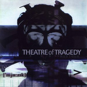 THEATRE OF TRAGEDY musique CD 2000 INDUSTRIAL GOTHIC METAL