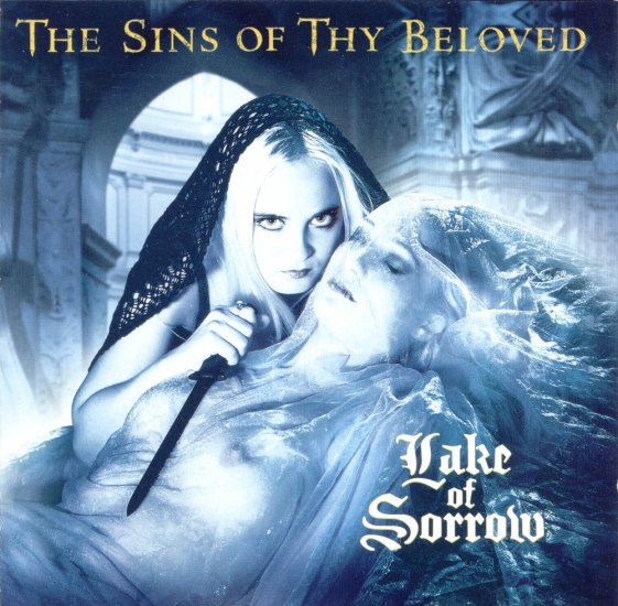 THE SINS OF THY BELOVED lake of sorrow CD 1998 GOTHIC METAL