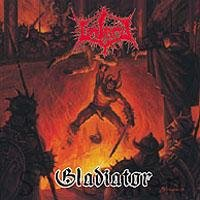 UNLORD gladiator CD 2000 BLACK METAL