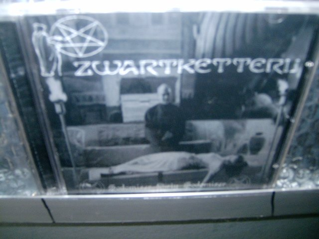 ZWARTKETTERIJ sodomizer dirty sodomizer CD ? BLACK THRASH METAL