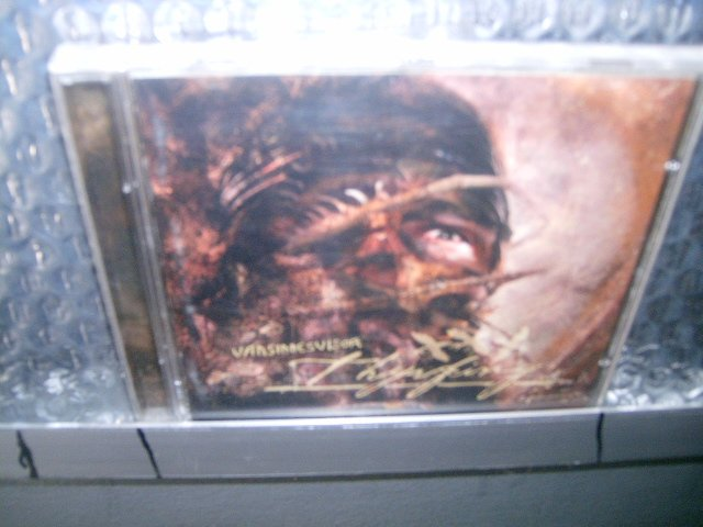 THYRFING vansinnesvisor CD 2001 VIKING METAL