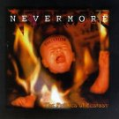 NEVERMORE the politics of ecstasy CD 1996 HEAVY THRASH METAL
