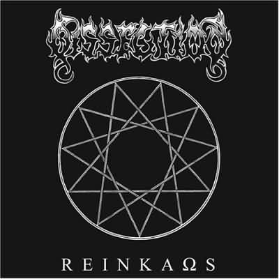 DISSECTION reinkaos CD 2006 BLACK METAL