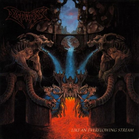 DISMEMBER like an ever flowing stream  CD 1996 DEATH METAL