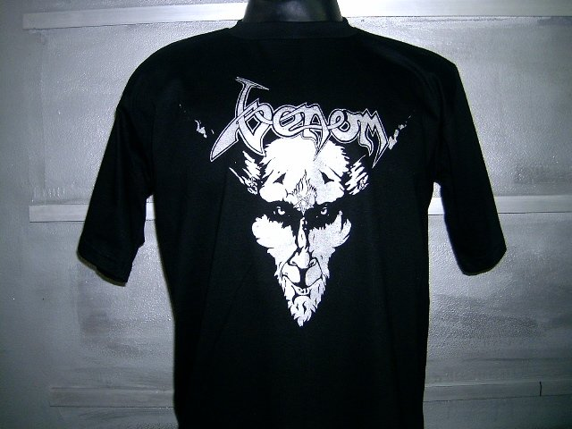 VENOM T SHIRT BLACK L