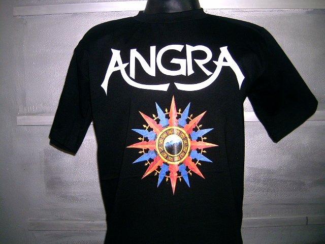 ANGRA T SHIRT BLACK L