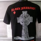 BLACK SABBATH T SHIRT BLACK L