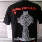 BLACK SABBATH T SHIRT BLACK L