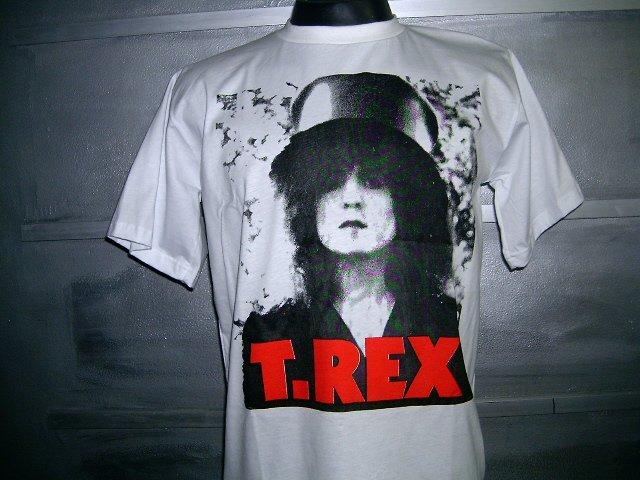 T.REX CAMISA T SHIRT  WHITE L