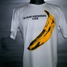 THE VELVET UNDERGROUND & NICO T SHIRT  WHITE L