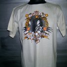 RORY GALLAGHER T SHIRT BEIGE L